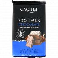 Шоколад горький «Kim's» 70%, 300 г.