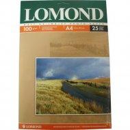 Бумага для фотопечати «Lomond» 25 листов, 102038