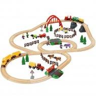 Железная дорога «Brio» Загородная жизнь, 33516