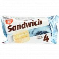 Печенье сахарное «Sandwich milk» 100 г.