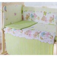 Подушка «Забава» зеленая, 60x40 см.