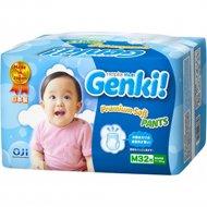 Подгузники-трусики «Genki» размер М, 7-10 кг, 32 шт
