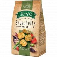 Сухарики «Bruschette» овощной микс, 70 г.