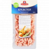 Мясо креветки «Премиум» мороженое, 250 г