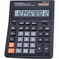 Калькулятор настольный «Citizen» 12 разрядов, SDC-444S.