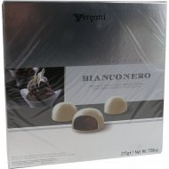 Пралиновые конфеты «Bianconero» с шоколадным кремом, 215 г.
