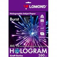 Бумага для фотопечати «Lomond» 10 листов, 905041