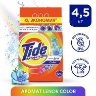 Стиральный порошок «Tide» сolor Lenor Touch of Scent, 4.5 кг.