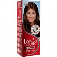 Крем-краска для волос «Londa color» шоколадно-коричневый, 6.73.