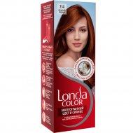 Крем-краска для волос «Londa color» 7/4 Медный тициан