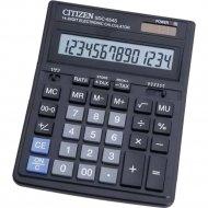 Калькулятор «Citizen» SDC-554 S.