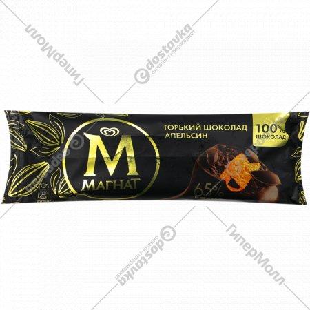 Мороженое «Магнат» горький шоколад-апельсин, 73 г.