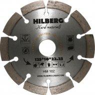 Диск алмазный «Hilberg» Laser, HM102