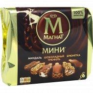 Мороженое «Магнат» мини, мультипак, 294 г, 6 шт.
