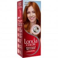 Крем-краска для волос «Londa color» золотисто-оранжевый, 8.34.