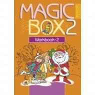 Книга «Английский язык (Magic Box). 2 класс. Рабочая тетрадь-2».
