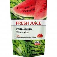 Гель - мыло «Fresh Juice» арбуз, 460 мл.