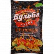 Чипсы «Бульба Chips» со вкусом острого перца, 75 г.