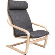 Кресло «AksHome» Relax, ткань, темно-серый