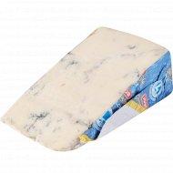 Сыр мягкий «Горгонзола дольче» с голубой плесенью, 48%, 1 кг, фасовка 0.1-0.2 кг