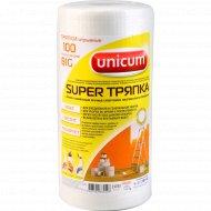 Супер тряпка «Unicum» Big 100 л/рул, 1/10.