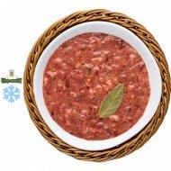 Полуфабрикат «Фарш из печени куриной для оладий», замороженный, 500 г.