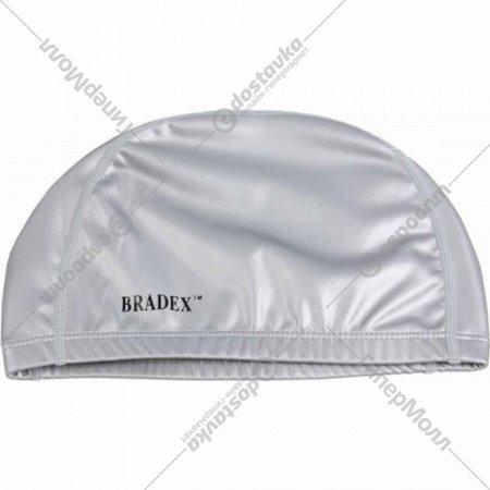 Шапочка для плавания текстильная покрытая ПУ, SF 0368.