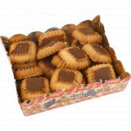Сладости мучные «Рица» с шоколадно-ореховой начинкой, 300 г.
