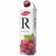 Сок «Rich» виноградный, 1 л