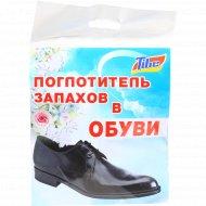 Поглотитель запахов в обуви «Tibe» 1093.