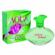 Туалетная вода женская «Aqua Le Secret» 100 мл.