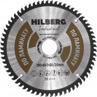 Диск пильный «Hilberg» Industrial, HL190
