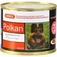 Корм для собак и кошек «Полкан» стерилизованный, 525 г.
