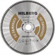 Диск пильный «Hilberg» Industrial, HL300