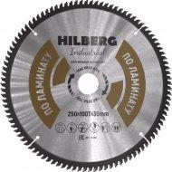 Диск пильный «Hilberg» Industrial, HL250