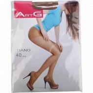 Колготы женские «ArtG» Tiano visone, 40 den.