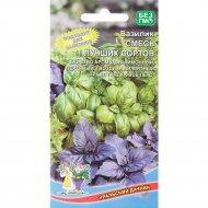 Семена базилика «Смесь лучших сортов» 0.25 г