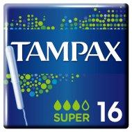 Тампоны женские «Tampax» Superс аппликатором, 16 шт.