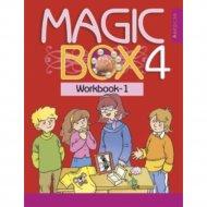 Книга «Английский язык (Magic Box). 4 класс. Рабочая тетрадь-1».