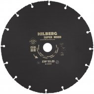 Диск алмазный «Hilberg» Super Wood, 530230