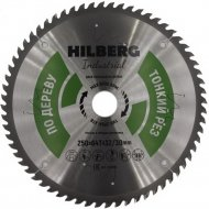 Диск пильный «Hilberg» Industrial, HWT259