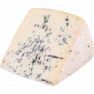 Сыр «Ле Блю» с благородной плесенью, 50%, 1 кг, фасовка 0.2-0.25 кг