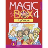 Книга «Английский язык (Magic Box). 4 класс. Учебник».