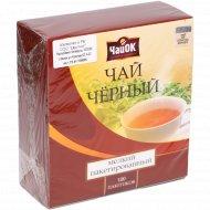 Чай черный (пакет.б/я,по ГОСТу) 100x1.1г