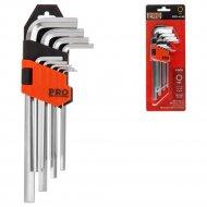 Набор ключей шестигранные «Pro Startul» Pro-4190, 1,5-10 мм. 9 шт.