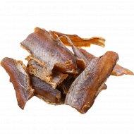 Янтарная рыбка «Путассу» с перцем, вяленая, 1 кг., фасовка 0.15-0.25 кг