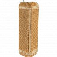 Когтеточка угловая «Trixie» 32х60 см, коричневая.